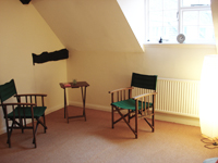 Laceys Yard Therapy Room